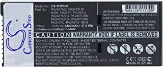 4400mAh Battery Replacement for Toshiba Satellite 1400-503 Satellite 1405 Satellite 1410 Satellite 1400-153E B404 PA2487 P...