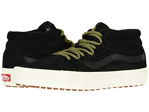 Vans SK8-Mid Reissue Ghillie MTE at Zappos.com 51f8f5a414a2
