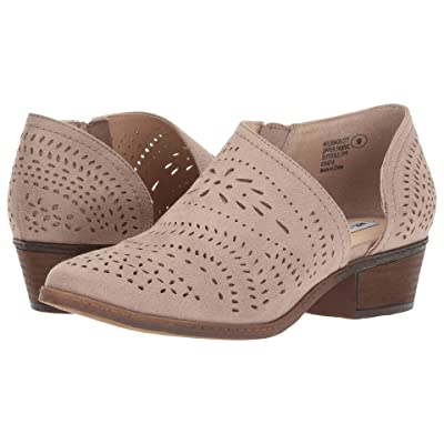 Not Rated Anouk (Taupe Microfiber) Women