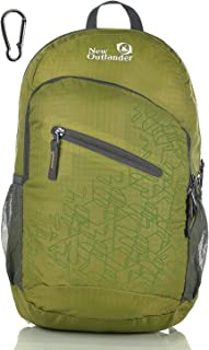 Ultra Lightweight Packable Water Resistant Travel Hiking Backpack Daypack Handy Foldable Camping Outdoor Backpack