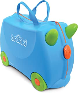 kids ride on luggage
