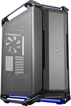 Cooler Master Cosmos C700P Black Edition E-ATX Full-Tower with Curved Tempered Glass Panel, Flexible Interior Layout, Type...