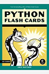 Python Flash Cards: Syntax, Concepts, and Examples Cartes