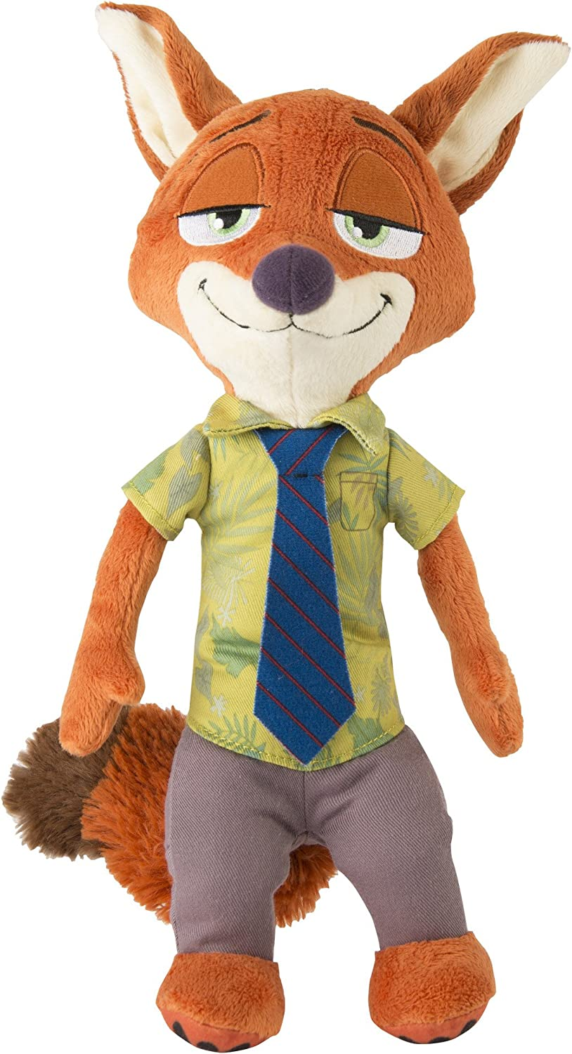 New arrival Zootopia Talking Plush Nick 2021new shipping free shipping Wilde