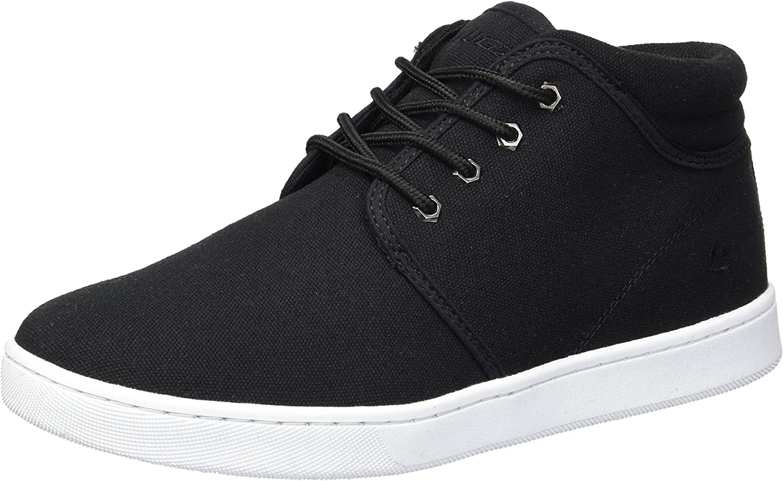 Lugz Mens Coal Mid Sneaker