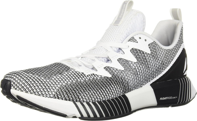 Reebok herrar Fusion Fusion Fusion Flexweve springaning skor, vit  Skull grå  svart, 8.5 M USA  försäljning online rabatt