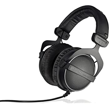 beyerdynamic DT 770 Pro 80 ohm Limited Edition Professional Studio Headphones, Black
