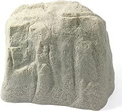 EMSCO Group Landscape Rock – Natural Sandstone Appearance – Large – Lightweight – Easy to Install