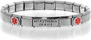 breast cancer medical bracelets