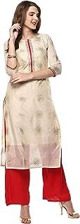 Indian Tunic Tops Cotton Kurti for Women