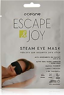 Máscara que Esquenta para Olhos, Steam Eye Mask, Océane, Océane, Preta
