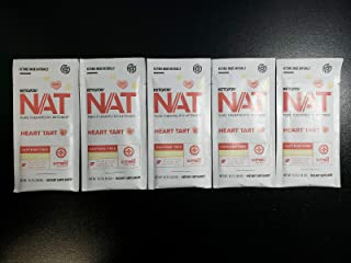 Pruvit Keto OS Nat Heart Tart Caffeine Free - 5 single packages