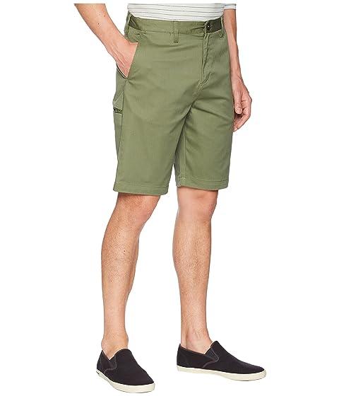 Carter pantalones cortos elásticos Agave Billabong FZBqzq