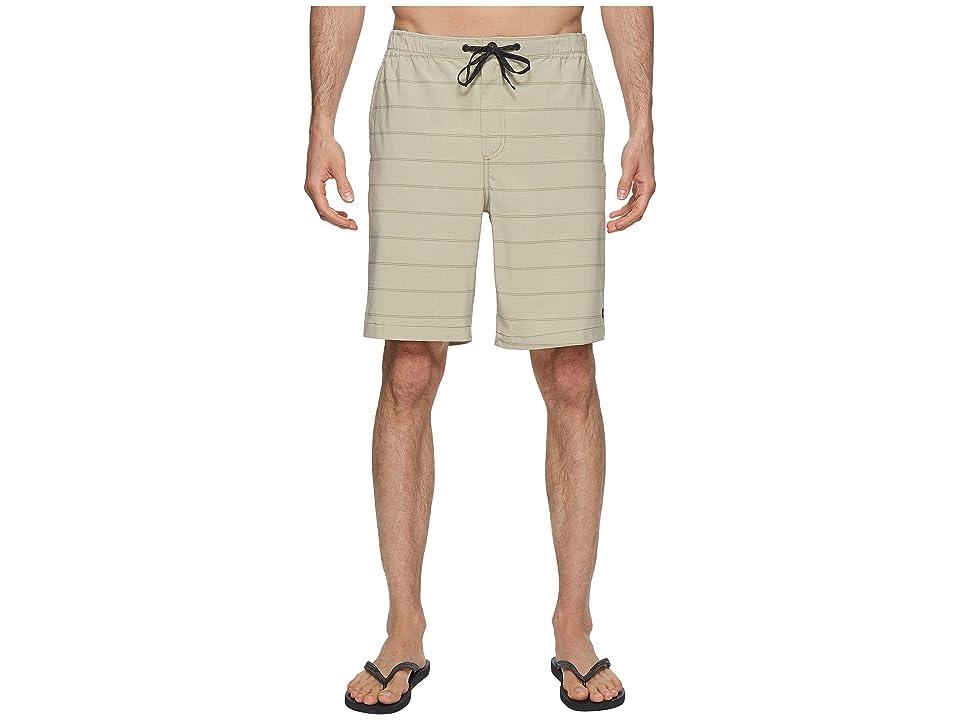 Quiksilver Waterman Suva Amphibian Shorts (Vertiver Green) Men