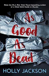 As Good As Dead: Book 3
