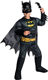 Rubie's Boys DC Comics Deluxe Batman Costume, Small