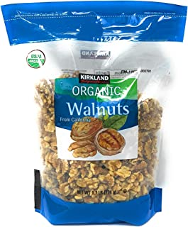 Kirkland Organic Walnuts - 1.7lb
