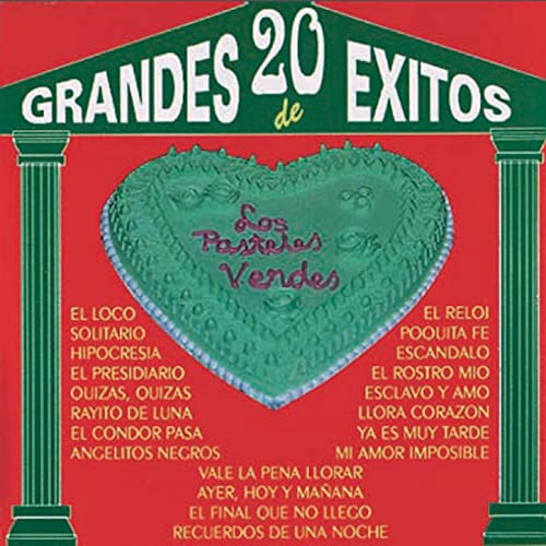 Recuerdos de una Noche by Los Pasteles Verdes on Amazon Music ...