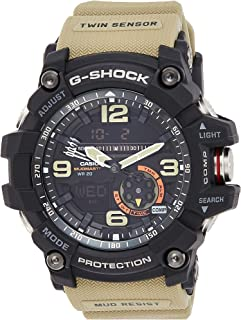 Casio Sport Watch Analog-Digital Display for Men GG-1000-1A5DR