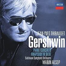Gershwin: Rhapsody In Blue/Piano Concerto Etc