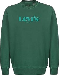 Levi's Men's Relaxed T2 Graphic Crew Sweatshirt