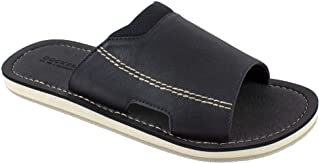Dockers Men's Sandal, Slide Sandal with Premium and Classic Comfort, PU Upper, Men's US size 7 to 16 Big and Tall