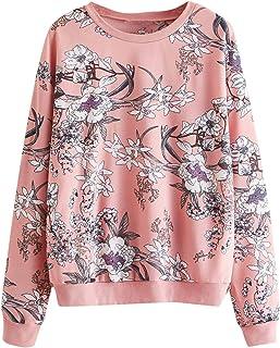 ROMWE Women's Long Sleeve Drawstring Letter Print Colorblock Hoodie Casual Patchwork Hooded Sweatshirt
