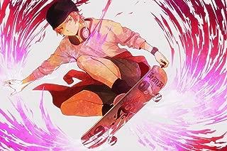 K Project Misaki Yata Anime Poster 13x19