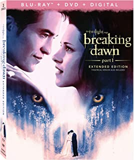 THE TWILIGHT SAGA: BREAKING DAWN PT1 Extended Edition