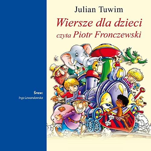 Pstryk By Piotr Fronczewski Julian Tuwim On Amazon Music