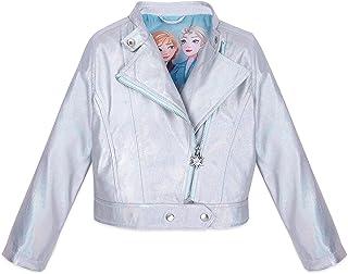 Disney Frozen 2 Moto Jacket for Girls- Size 5/6