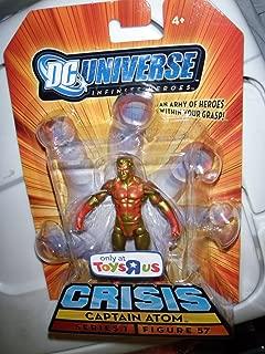 DC Universe Infinite Heroes Captain Atom TRU