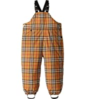 Burberry Kids - Finny Check Down One-Piece (Little Kids/Big Kids)