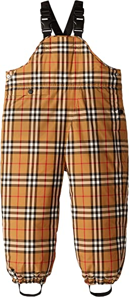 Finny Check Down One-Piece (Little Kids/Big Kids)