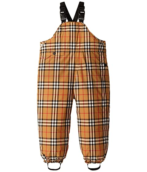 Burberry Kids Finny Check Down One-Piece (Little Kids/Big Kids)
