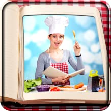 Marcos de fotos libro de cocina