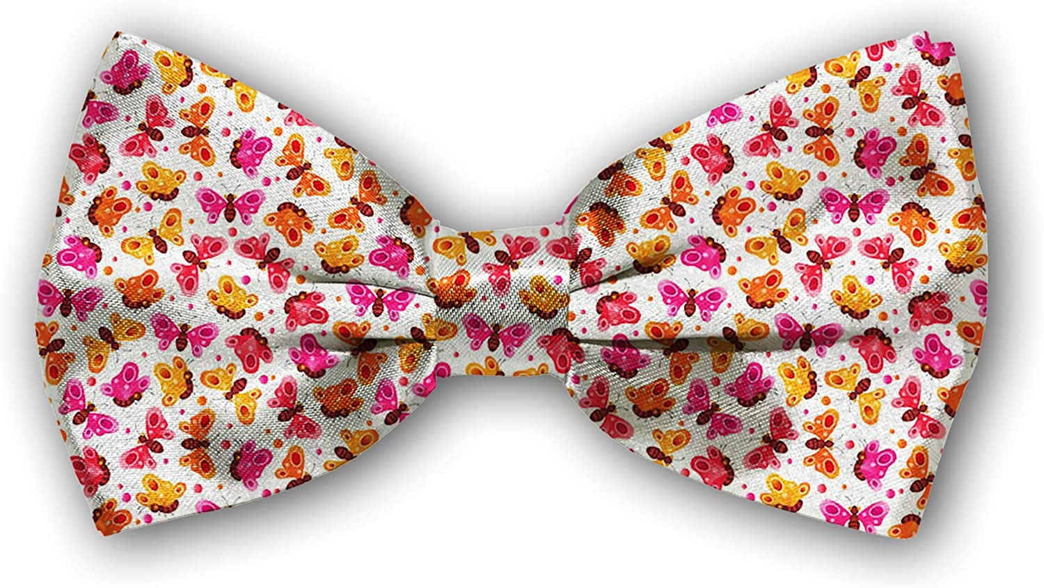 Bow Tie Tuxedo OFFicial store Butterfly Cotton for Adjustable Mens Boys Ranking TOP1 Bowtie