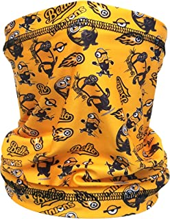 ABG Accessories Neck Gaiter for Boy Age 4-10, Mouth Cover Scarf Bandana