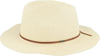 قبعة حريمي من BRIXTON مطبوع عليها PETRA قابلة للتعبئة