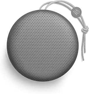 B&O Play by Bang & Olufsen Beoplay A1 Portable Bluetooth Speaker with Microphone (Charcoal Sand)