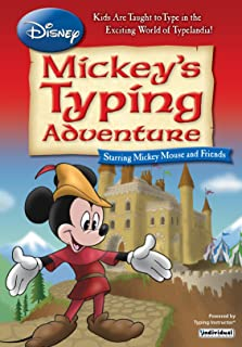 Disney Mickey's Typing Adventure - 7-Day Free Trial [PC Download]