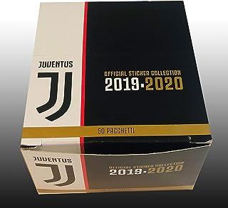Figurine Juventus 2021 album+box da 250 Figurine