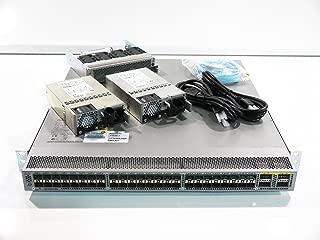 CISCO N3K-C3064PQ-10GE NEXUS DUAL 2AC POWER + N3K-LAN1-K9 48 SFP+ 4 QSFP+ L3
