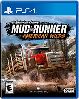 Mudrunner - American Wilds Edition - PlayStation 4