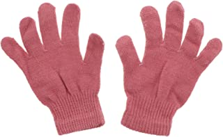 Motique Accessories Ladies Gloves Magic Knit Gloves for Women Solid Colors