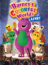 Barney's Colorful World! Live!