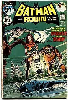 Batman #235 TALIA AL GHUL issue 1971-comic book -DC