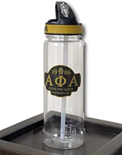 Alpha Phi Alpha Fraternity 24oz. Water Bottle