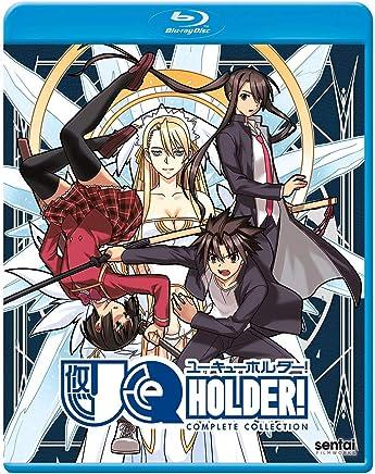 UQ Holder! Blu-Ray(UQ HOLDER! ~魔法先生ネギま!2~ 全12話+OVA3話)
