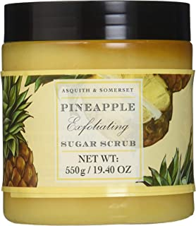 Asquith & Somerset Pineapple Exfoliating Sugar Scrub